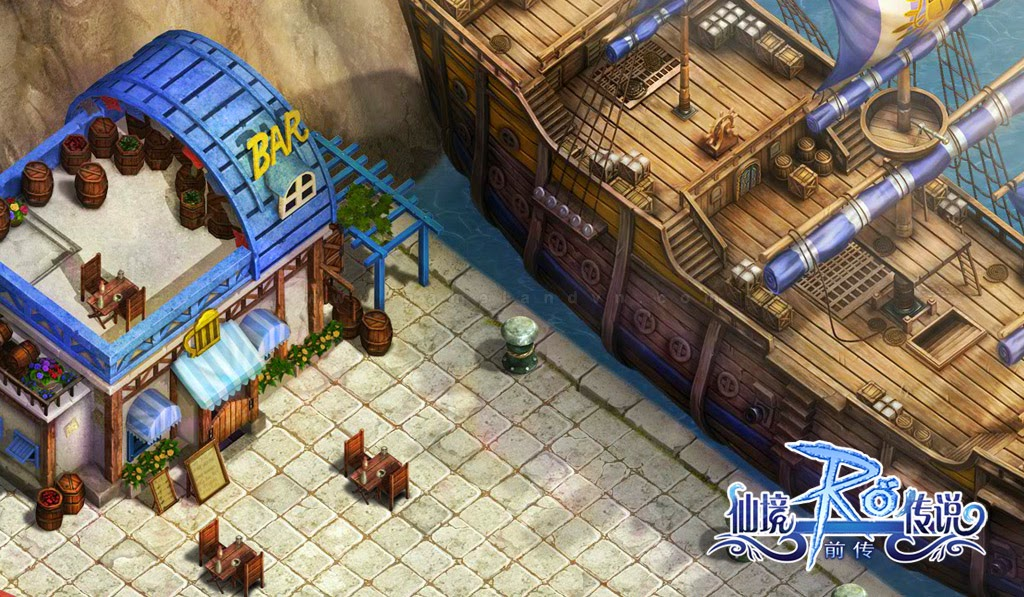 Đóng cửa Ninja, Dream2 làm webgame Ragnarok 6