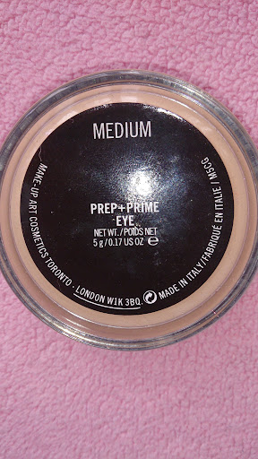 MAC PREP + PRIME EYE BASE FAR BAZI