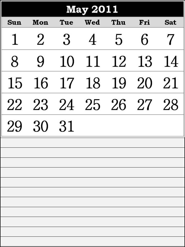 may 2011 calendar pdf. 2011 calendar printable may.