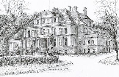 Pałac w Krzeczynie Wielkim
