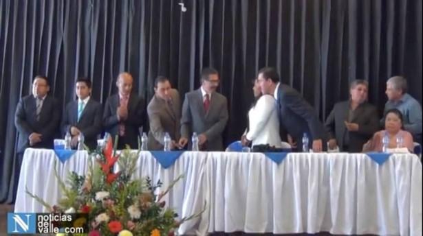 Crisis municipal en San Pedro Sacatepéquez