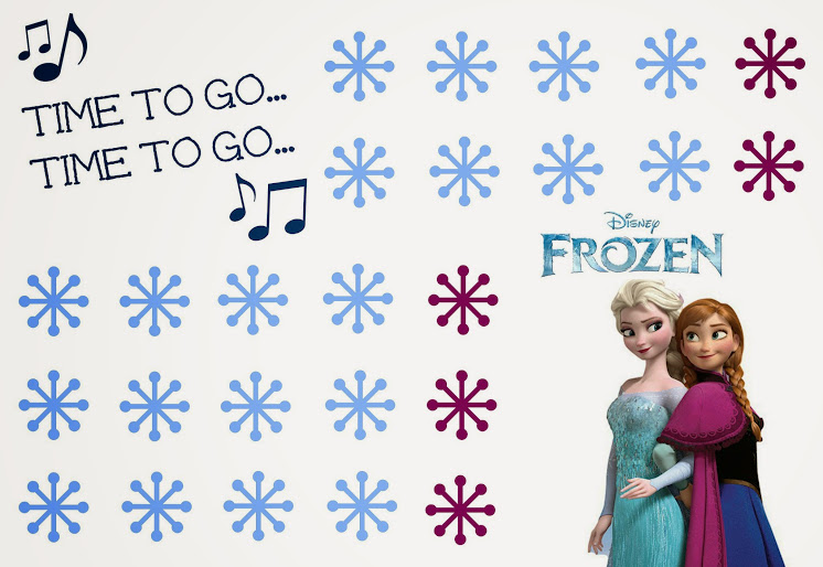 Potty Training Tips: Free Printable Disney Frozen Potty Chart with Elsa and Anna #PUBigKid