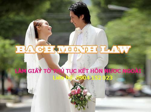 thực trạng kết hôn nước ngoài
