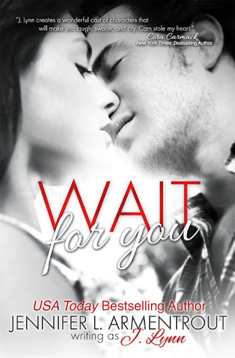 Cover Reveal: Wait For You by Jennifer Armentrout
