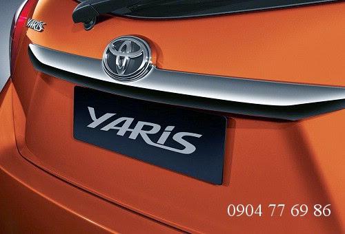 xe toyota yaris 2014 mới