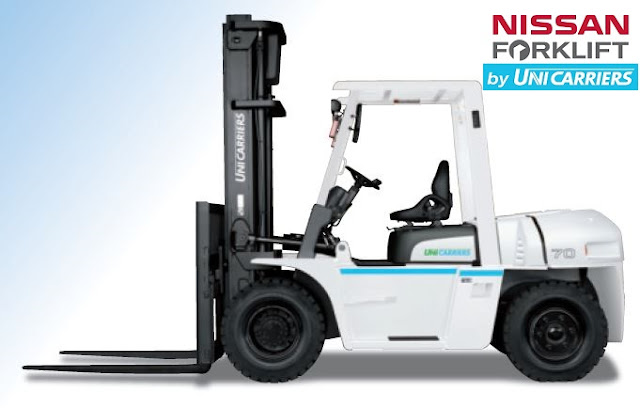 Unicarriers forklift 6.0 - 10.0 tons