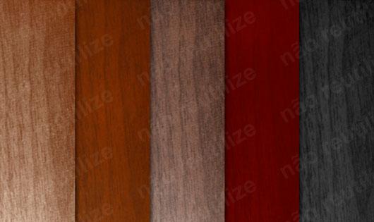 textura madeira em cinco cores download
