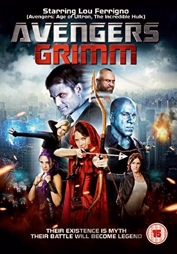 Baixar Avengers%2BGrimm dvd Avengers Grimm   Legendado Download