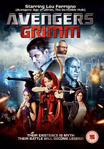 Filme Poster Avengers Grimm HDRip XviD & RMVB Legendado