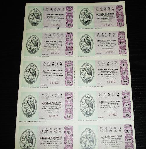 Loteria nacional-marca del