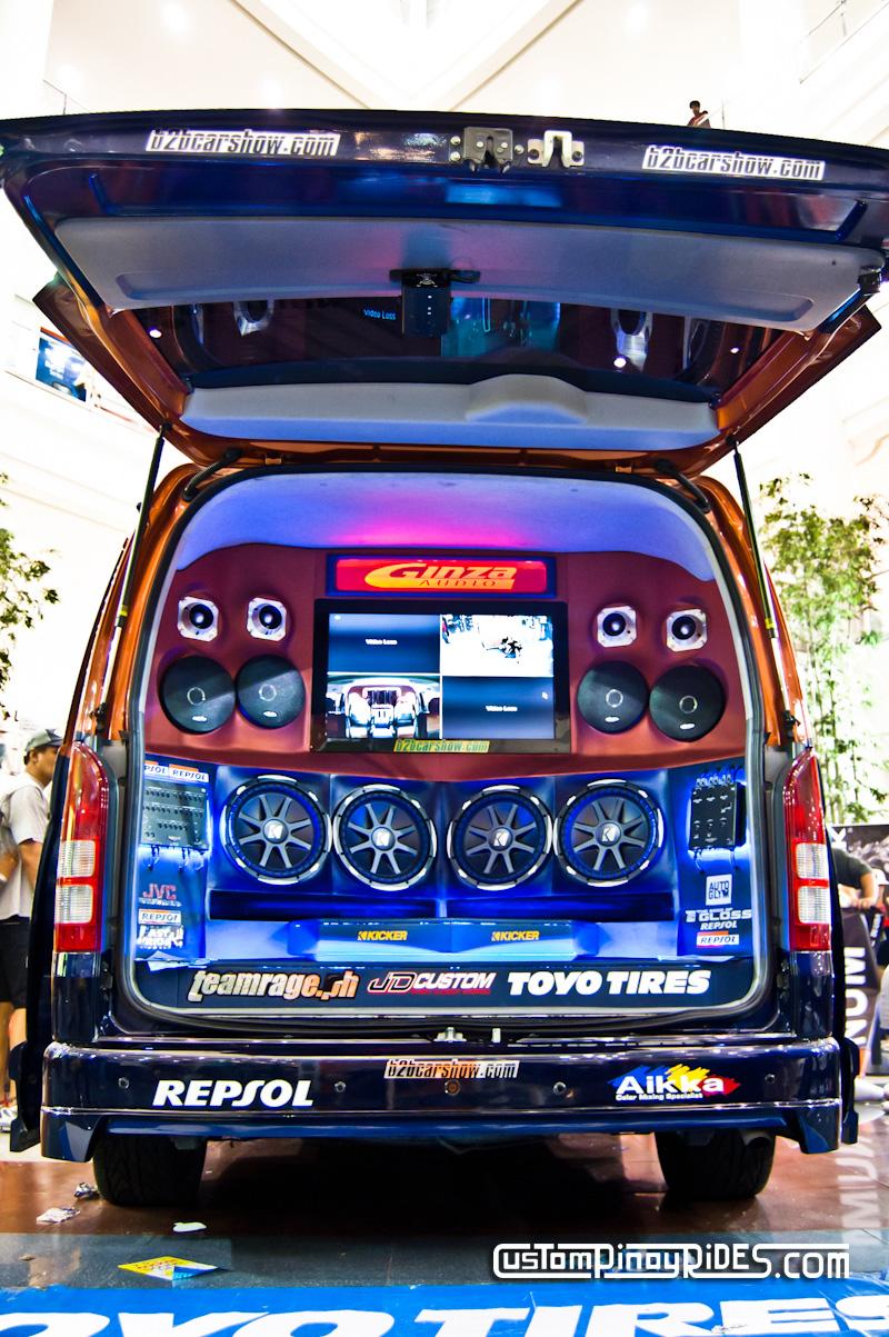 Repsol Toyota HiAce Van Custom Pinoy Rides pic3
