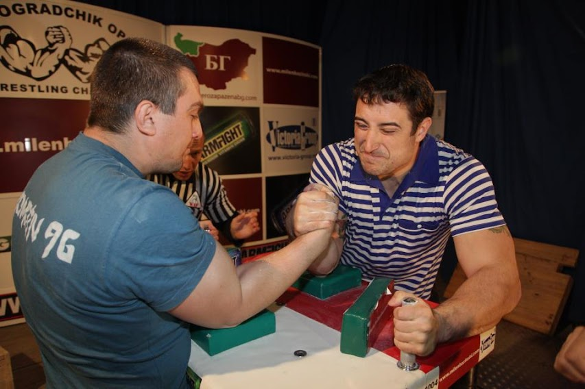 Stoyan Golemanov - Krasimir Kostadinov - Absolute Class Final - BELOGRADCHIK OPEN 2013