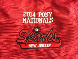 2014 NJ Sparks - top 12 team at Nationals!