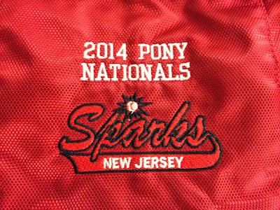 2014 NJ Sparks - top 12 team at Nationals!