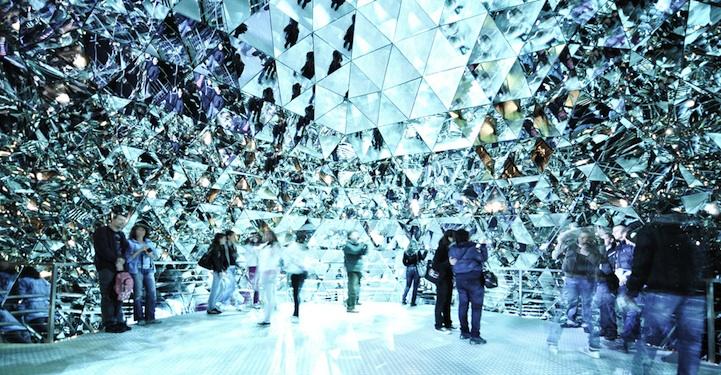 *SWAROVSKI Crystal Worlds:施華洛世奇水晶世界 1