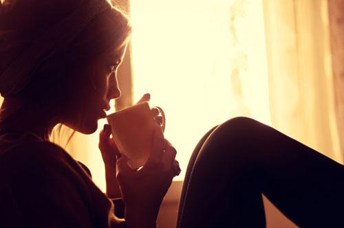 Thơ cà phê buồn ngày thứ 7