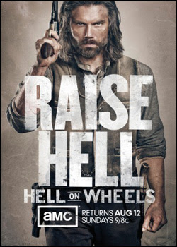 PAKOSKAOSKOAS Hell on Wheels 2ª Temporada Completa – HDTV