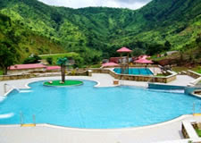 Obudu Mountain water park