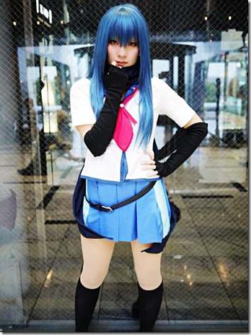angel beats! cosplay - shiina 2