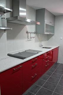 Dise o y decoraci n de cocinas marzo 2011 - Decoracion de cocinas pequenas y alargadas ...