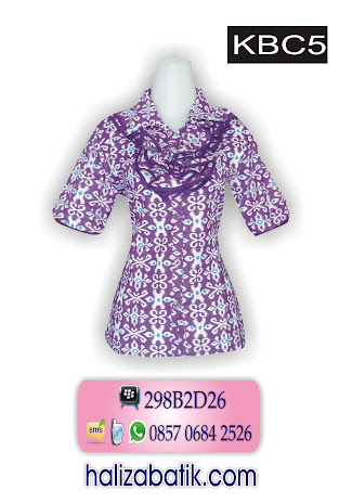 grosir batik pekalongan, Baju Batik Modern, Baju Batik Wanita, Busana Batik Wanita