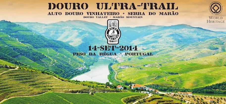 Apresentação do evento DOURO ULTRA-TRAIL - Peso da Régua - Setembro 2014