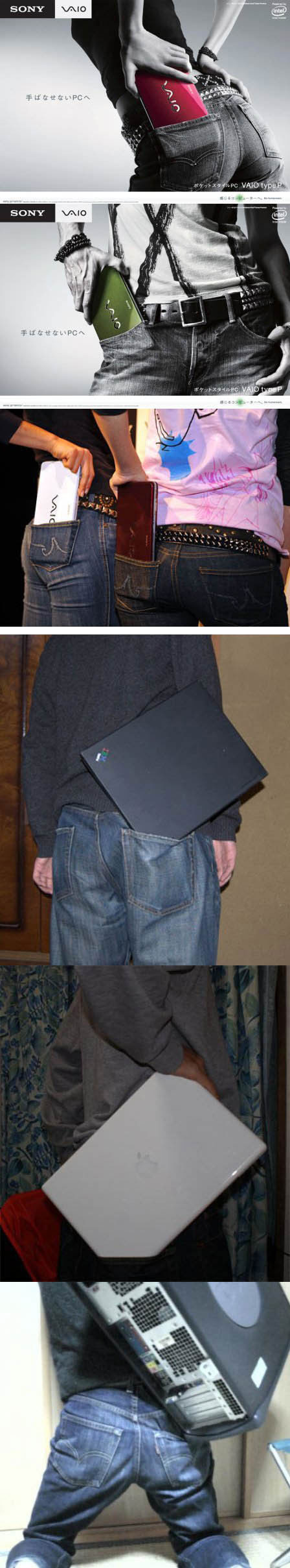 Pocket Laptop And Pocket PC