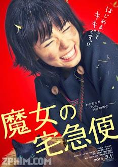 Dịch Vụ Vận Chuyển Kiki - Kiki's Delivery Service (2014) Poster