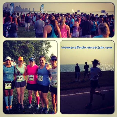 ZOOMA Chicago half marathon 2014