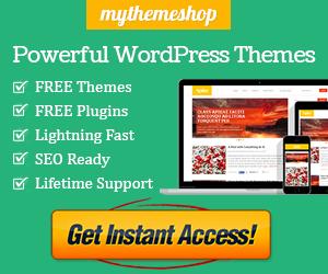 MyThemeShop Deals