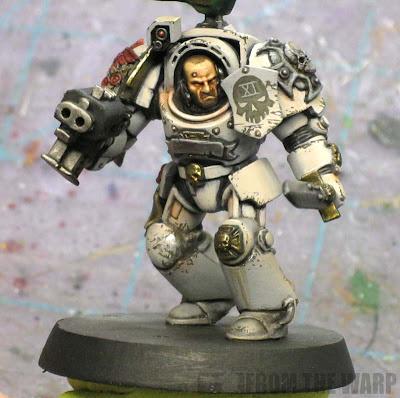 40k Deathwing Terminator Sergeant