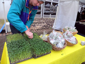 New Portland Farmers Market Vendor Saturday: Nightlight Farms