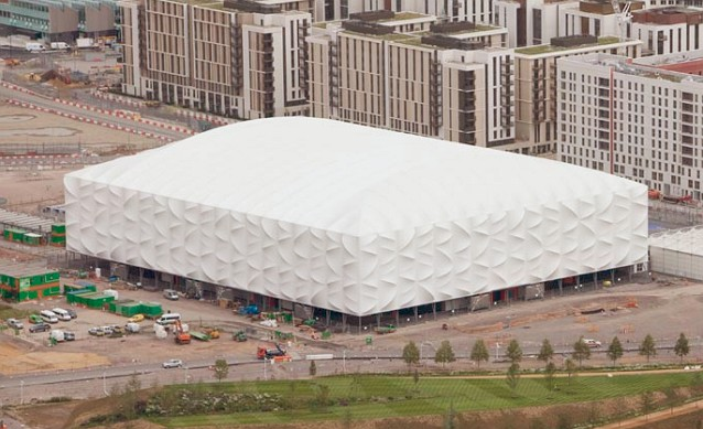 Basketball Arena for the London Olympics