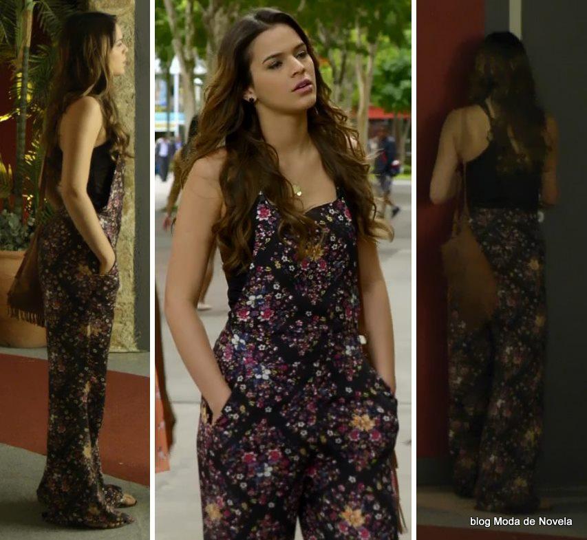 moda da novela Em Família - look da Luiza dia 31 de maio