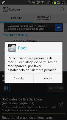 Carbon Backup 16
