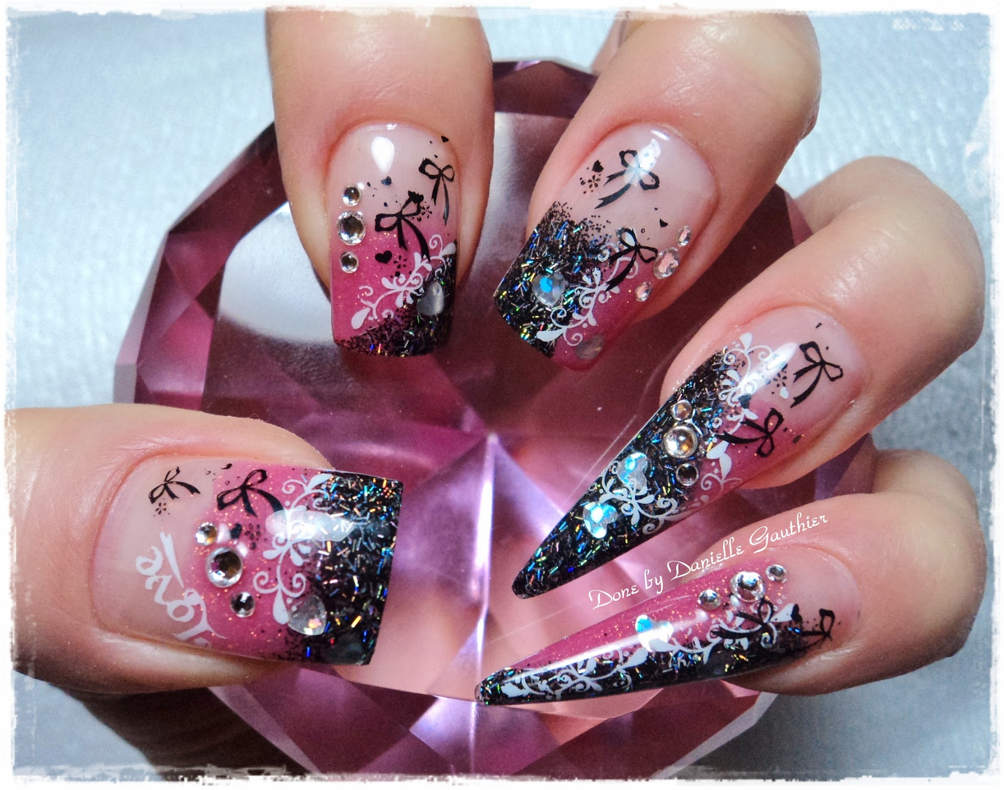 Nail Design: Nail Art Design Stickers