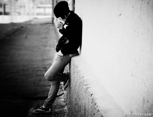 thơ buồn cô đơn