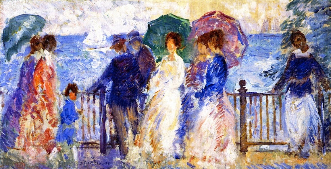 Gifford Beal - The Promenade.