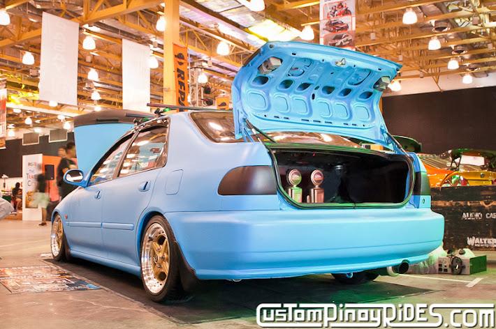 Jovy Oligane Honda Civic EG G Base Auto Custom Pinoy Rides Hot Import Nights pic4
