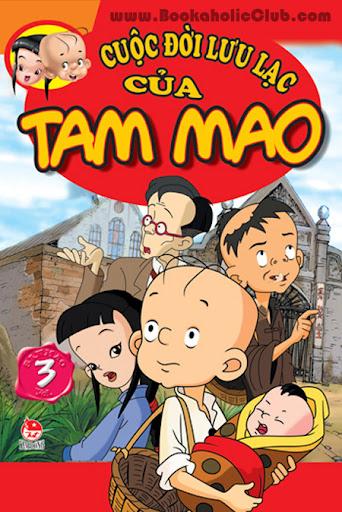 Wanderings Of Sanmao - Cuộc phiêu lưu của tam mao