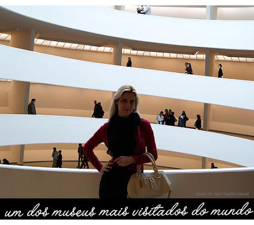 central4 - Um minuto de cultura | Guggenheim Museum NY