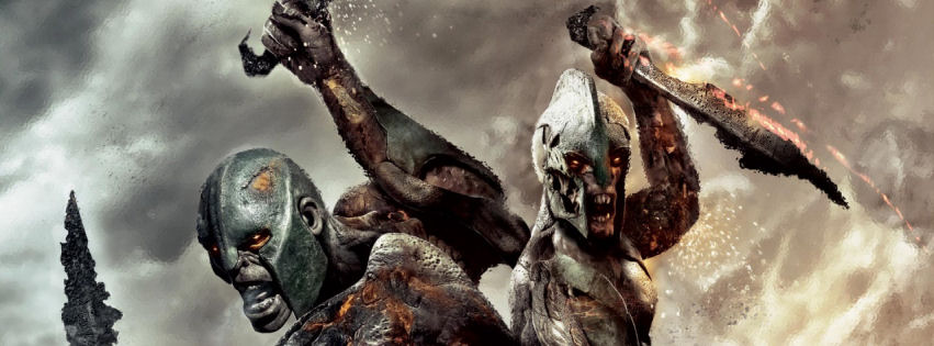 Wrath of the titans movie facebook cover