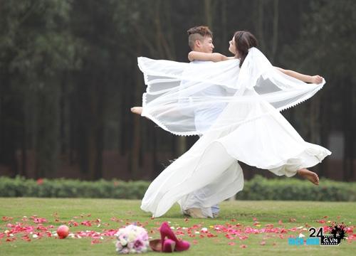 Hoa khôi Chu Quỳnh Trang VĐV Dancesport 19 tuổi lên xe hoa - DIENANH24G Hoa khôi Chu Quỳnh Trang VĐV Dancesport 19 tuổi lên xe hoa