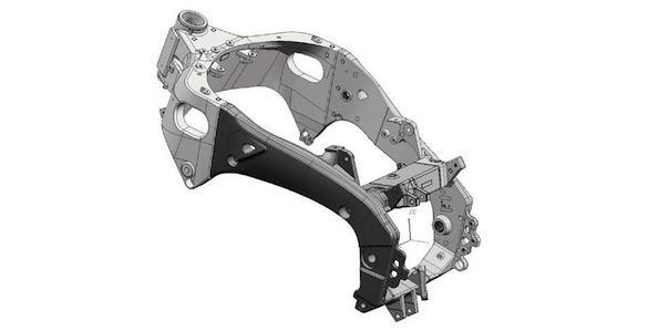 Motorcycle Frame Types : Types of motorcycle frames on indian bikes bike