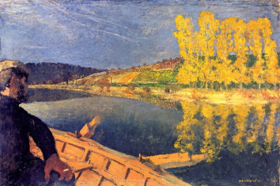 Édouard Vuillard - Boating