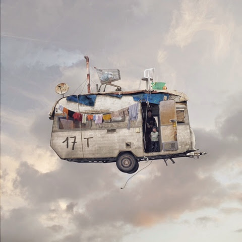 Laurent Chehere - Flying Caravan