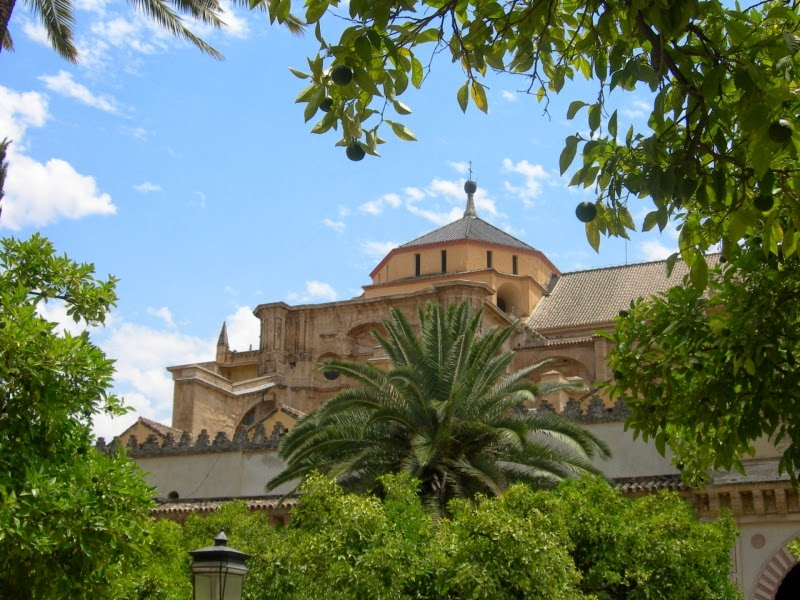 Mezquita rindreis spanje portugal