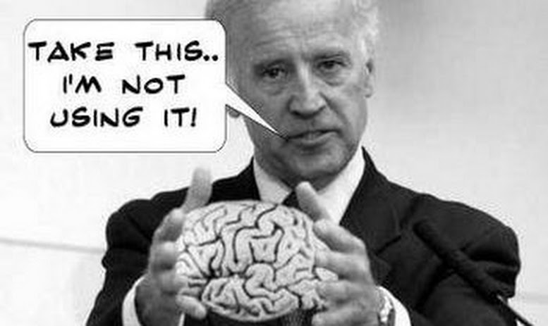 Neem dit brein, ik gebruik het niet