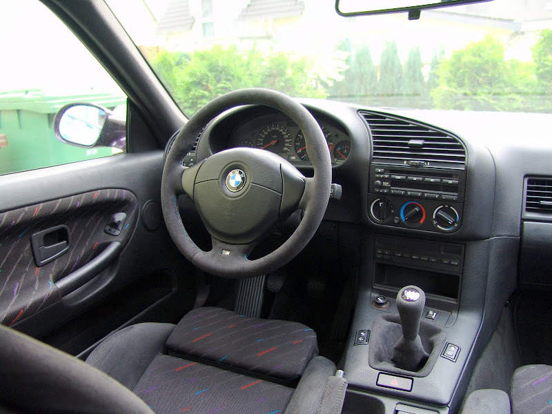 Purchase Bmw M Technic Sports Steering Wheel E36 M3 New Alcantara Motorcycle In Sankt Augustin