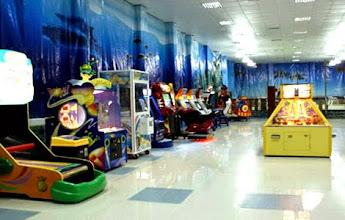 Tinapa Games Arcade